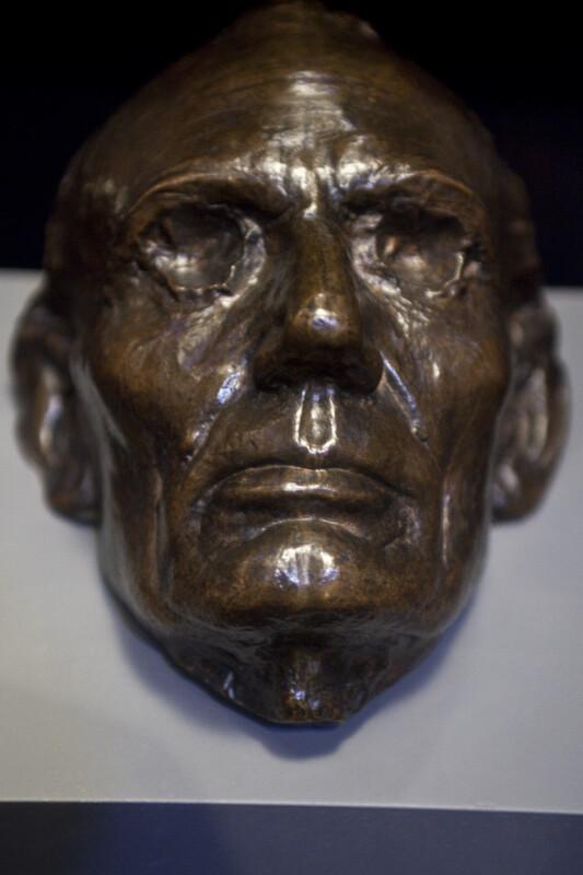 Lincoln Life-Mask