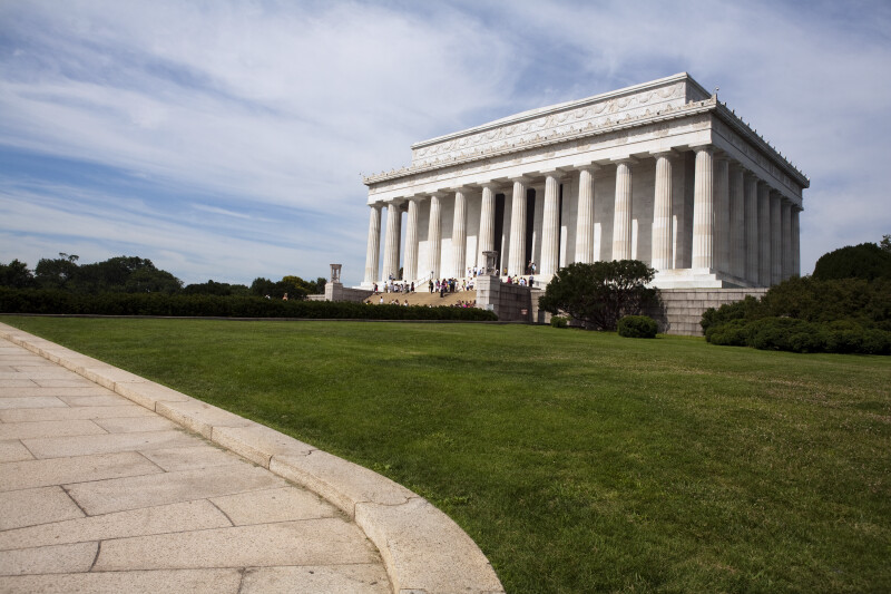 Lincoln Memorial Path