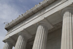 Lincoln Memorial Roof