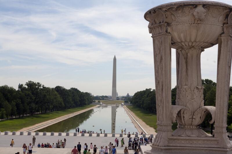 Lincoln Memorial Urn