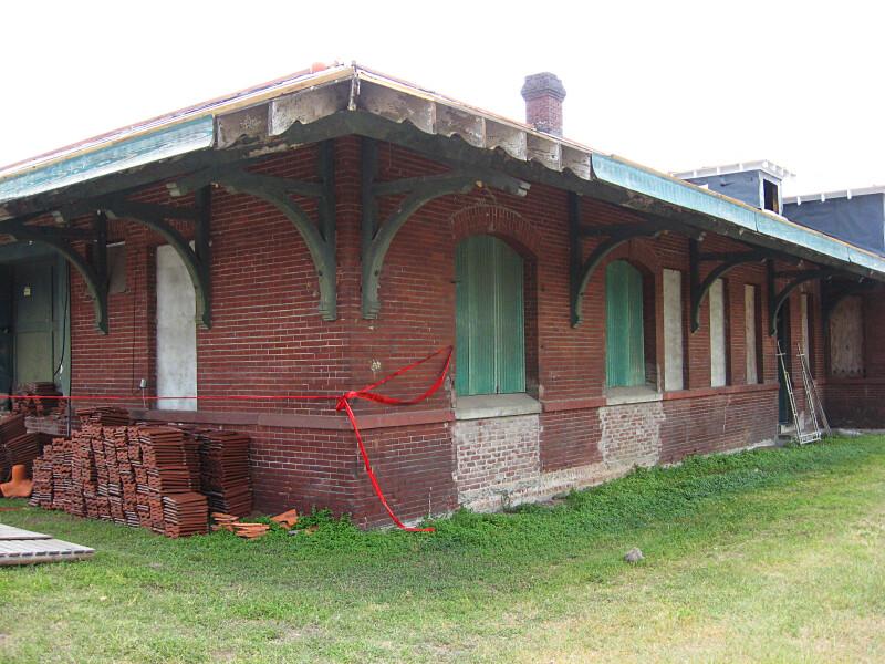 Live Oak Union Passenger Depot