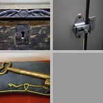 Locks and Keyholes photographs