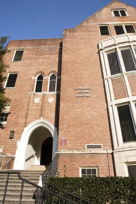 Longmire Alumni Building