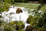 Low Waterfall