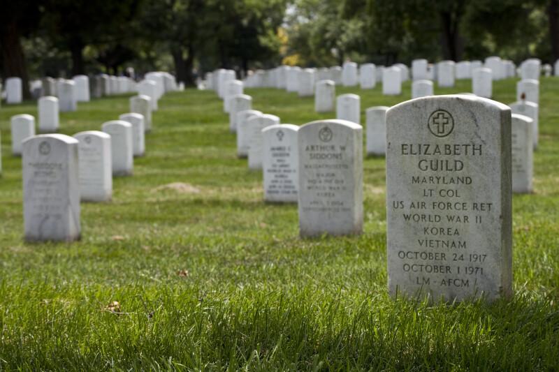 Lt. Colonel Grave