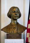 Lucy Stone Bust