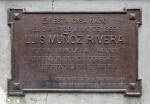 Luis Muñoz Rivera Home Historical Marker