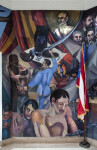 Luis Muñoz Rivera Mural, Panel 3 of 8