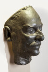 Luis Muñoz Rivera's Death Mask, Side View