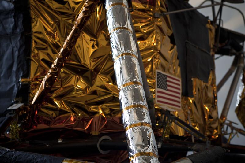Lunar Lander Arm