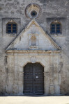 Main Doors of the Mission Concepción Church
