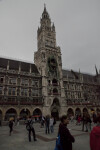 Main Tower and Glockenspiel of New Town Hall