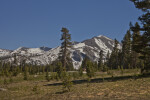 Mamoth Peak and Kuna Crest