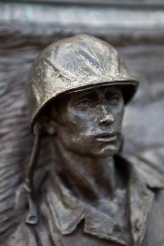 Marine's Face