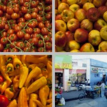 Markets photographs