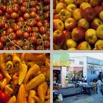 Markets photographs
