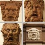 Masks photographs