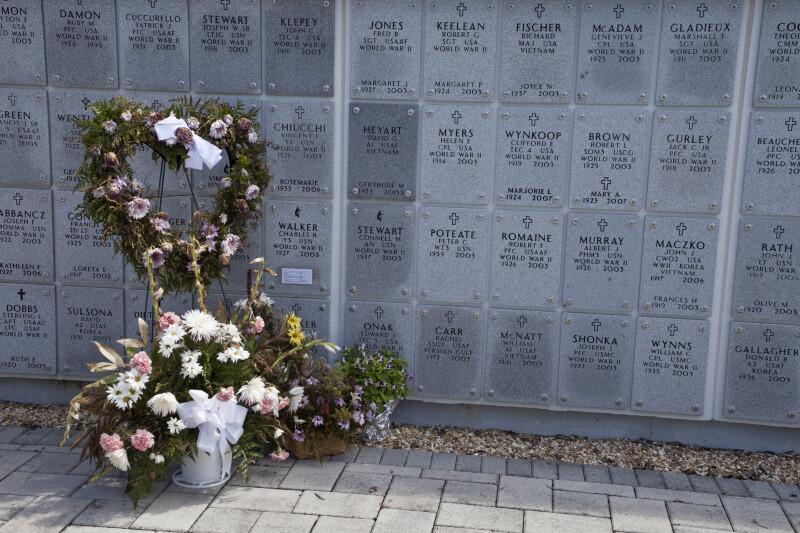 Memorial at Columbarium