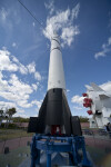 Mercury-Redstone Rocket