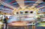 Merry-Go-Round in Motion