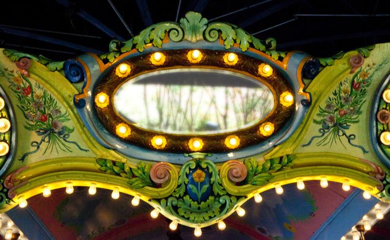 Merry-Go-Round Mirror