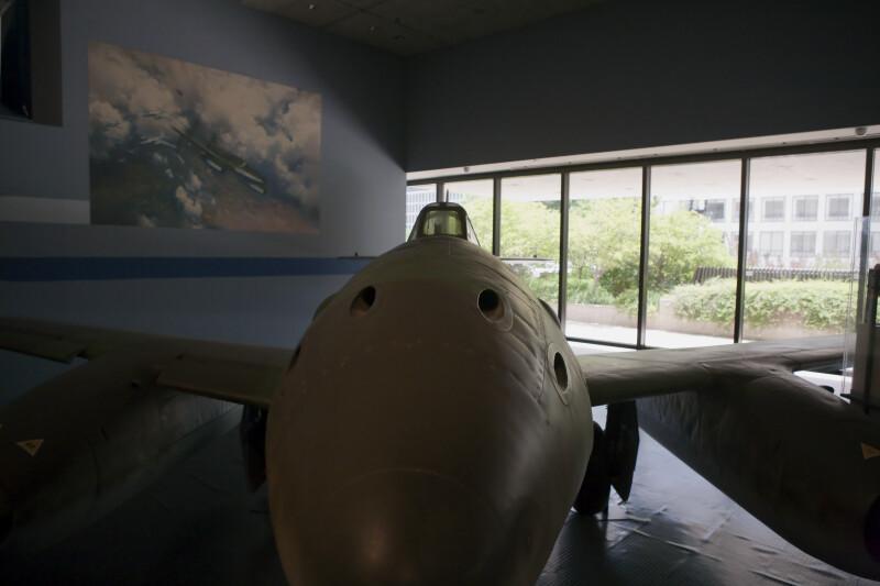 """Messerschmitt ME-262 Schwalbe (""""Swallow"""")"""