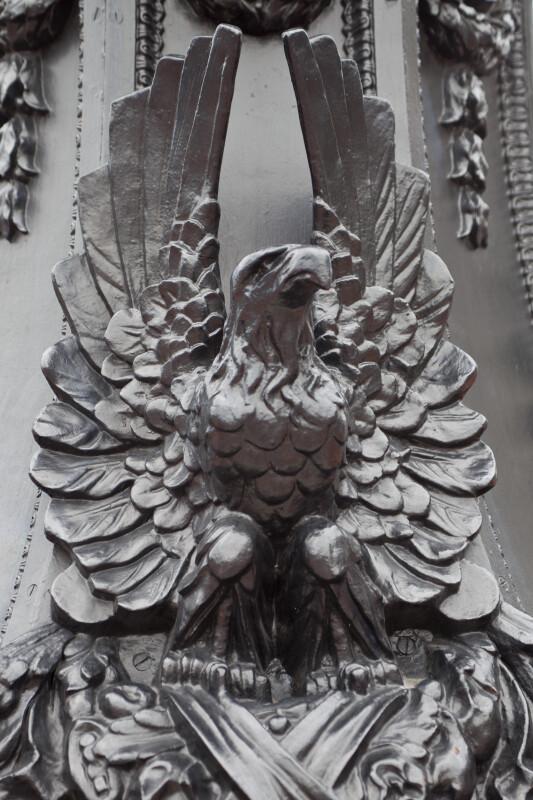 Metal Eagle
