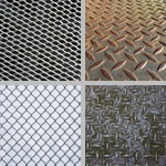 Metal Patterns photographs