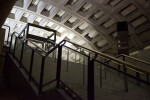 Metro Center Station Stairs