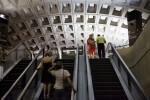 Metro Escalators