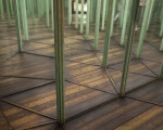 Mirror Maze at the Prater