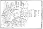 Mission Espada Site Plan with Plantings