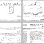 Mission San Juan Drawings photographs
