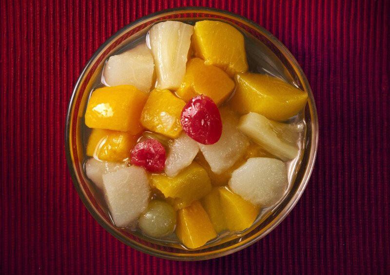 Mixed Fruit Bowl