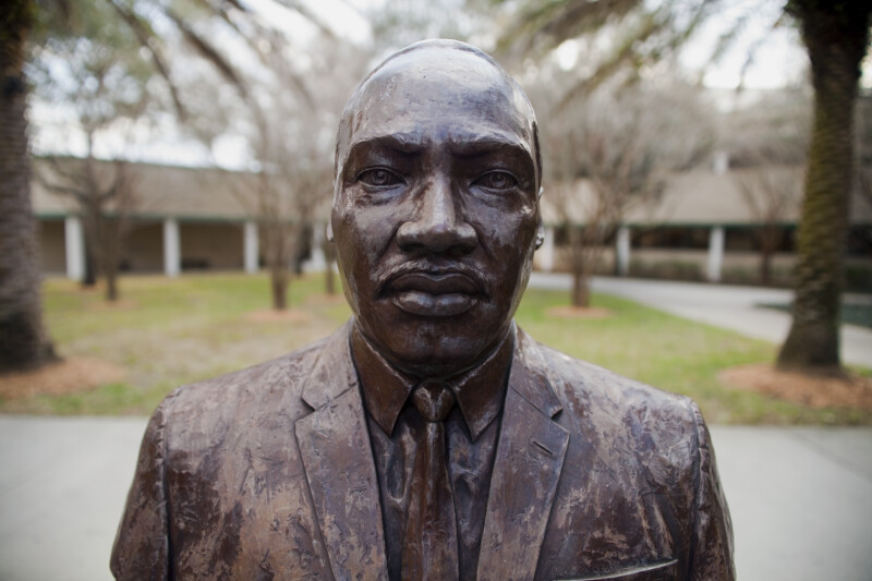 MLK Close-Up