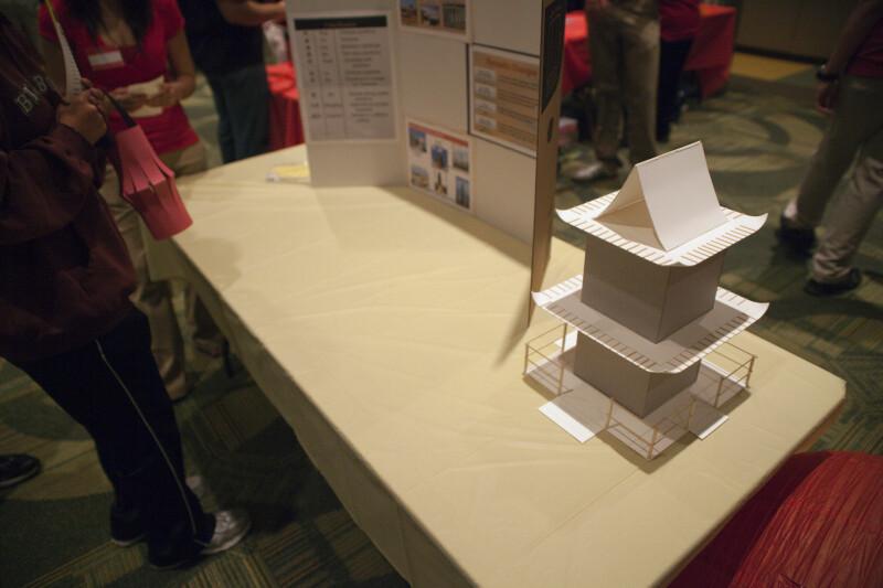 Model Pagoda