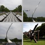 Modern Sculpture photographs