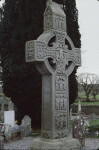 Monasterboice, Muiredach's High Cross, West Face