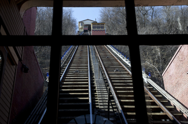 Monongahela Incline Cars