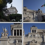 Monument of Vittorio Emanuele II photographs