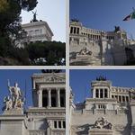 Monument of Vittorio Emanuele II photographs