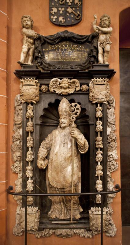 Monument to Joannes Carolus