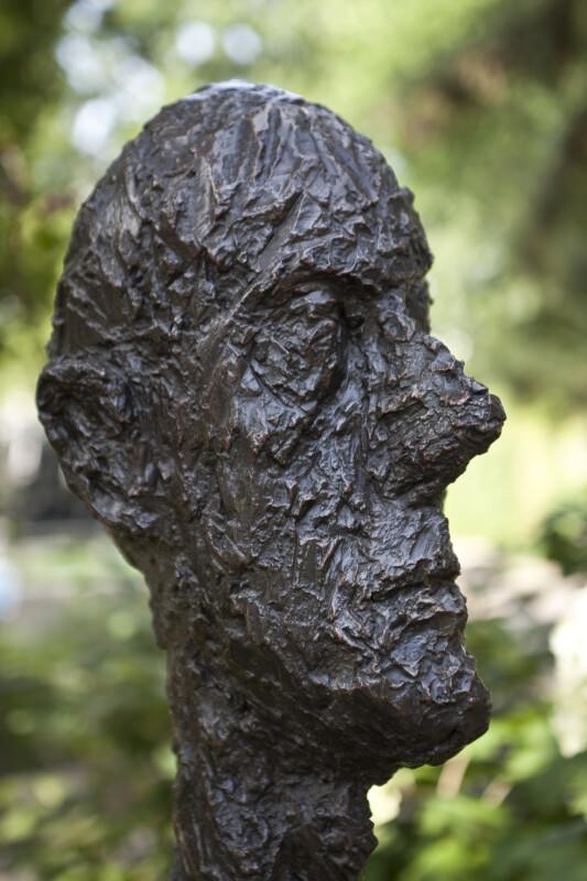 Monumental Head Detail