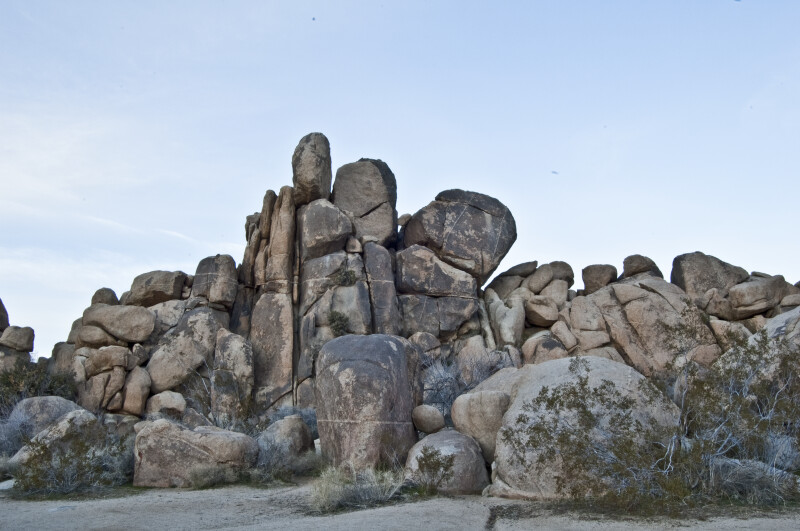 Monzogranite Formation