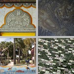 Mosaic photographs