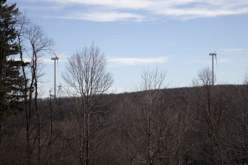Multiple Wind Turbines