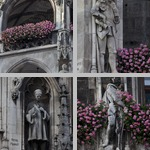 Munich Rathaus photographs