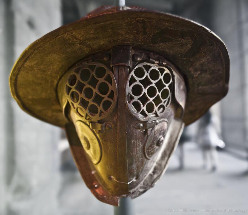 Murmillo's Helmet