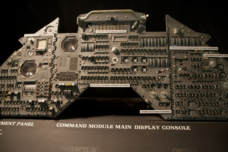 NASA Main Display Console
