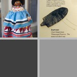 Native Floridian Artifacts photographs